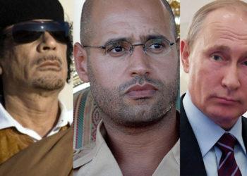 Kadhafi-le-fils-et-Poutine