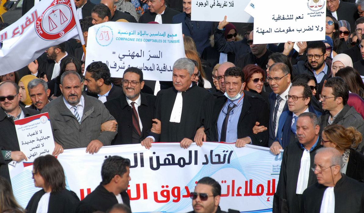 Manifestation-avocats