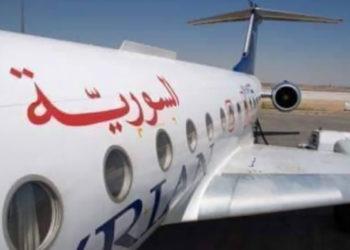 Photo-du-jour---Avion-Syrie