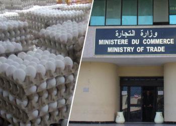 ministère-du-Commerce-à-propos-des-œufs