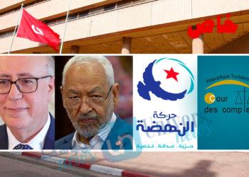 Audit des comptes bancaires d'Ennahdha