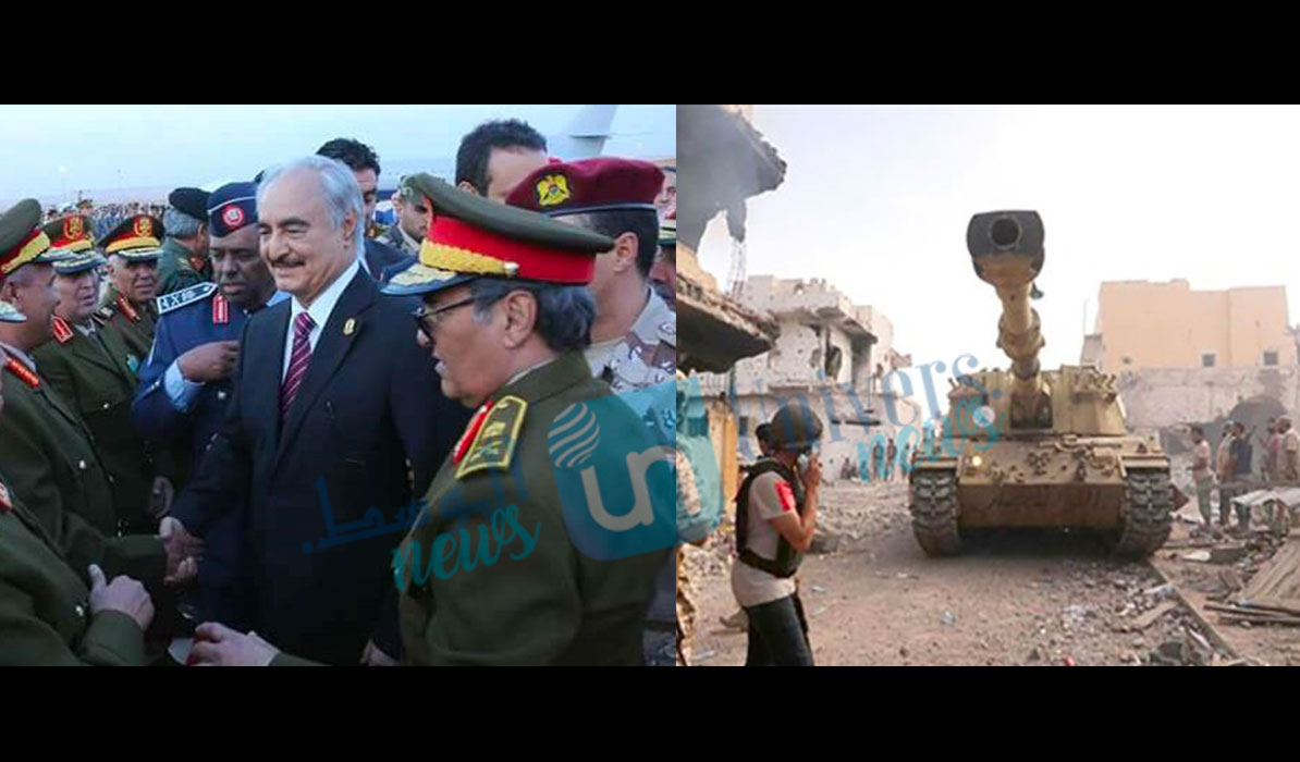 Haftar-et-armée-libyenne