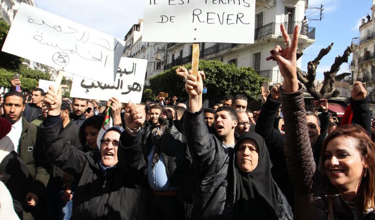 algerie-manifestation