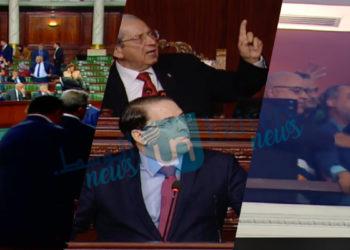 Journée particulièrement négative pour Chahed et pour la démocratie en Tunisie