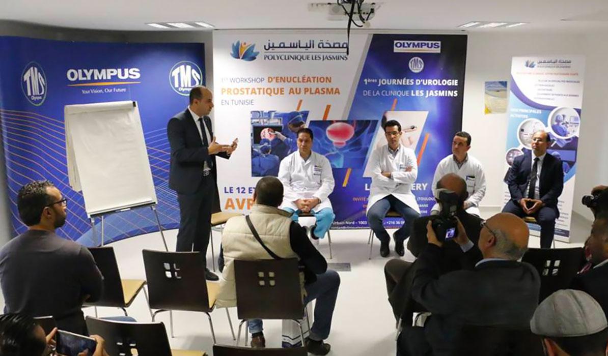 UNE PREMIERE MEDICALE EN TUNISIE 2